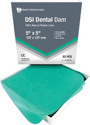 1Dental-Dam Rubber Dam