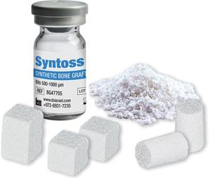 2Synthetic-TCP Syntoss Synthetic -Tricalcium Phosphate Bone Graft
