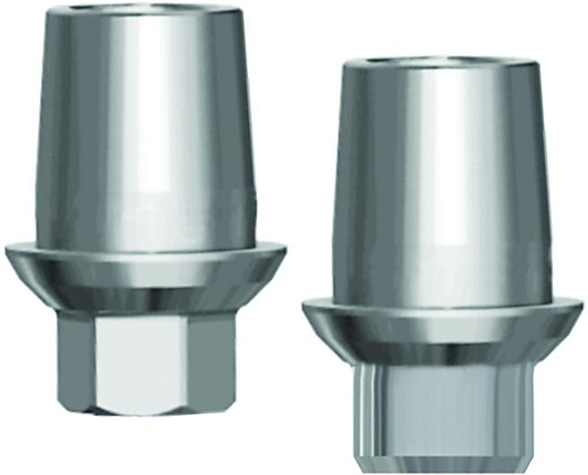 AG-TiBase Abutments for CAD/CAM