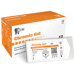 Chromic-Catgut DSI Chromic Gut