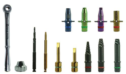 TR-KIT Implant/Screw Removal Set
