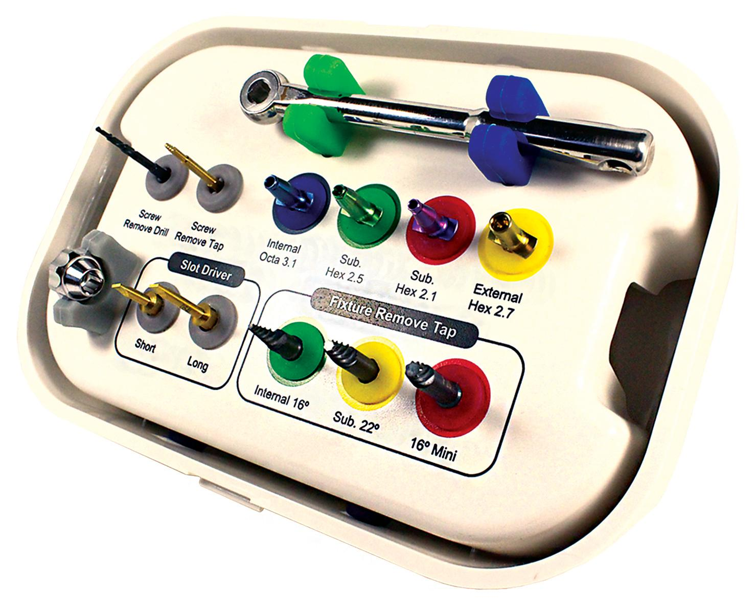 Total-Remove-Kit1 Implant/Screw Removal Set