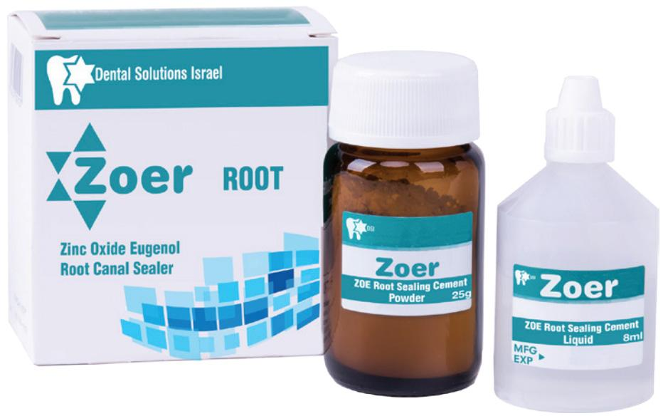 ZOER-Sealent Zoer ROOT
