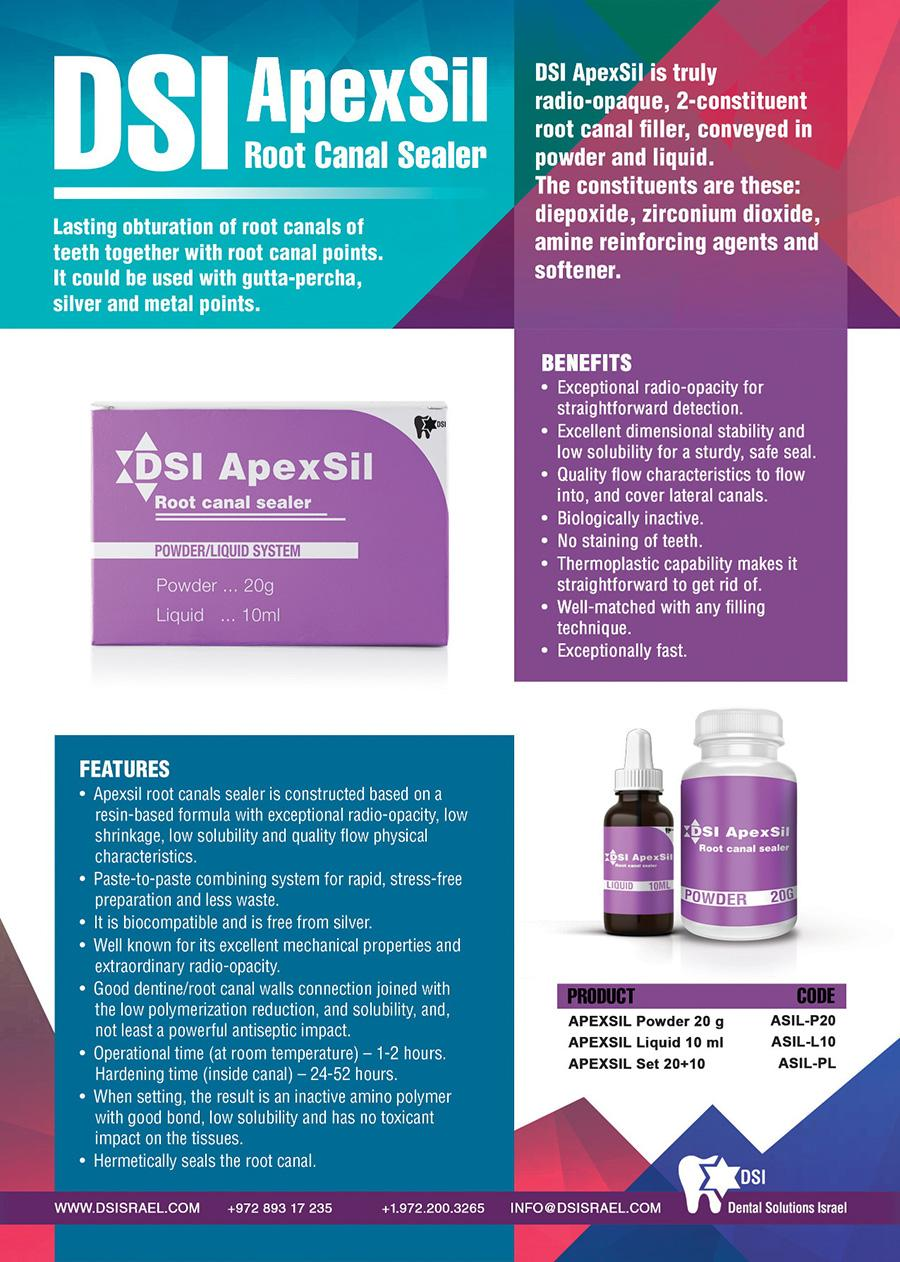 APEXSIL1 ApexSil Resin Sealer