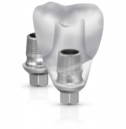 ti-base001icon Abutments for CAD/CAM