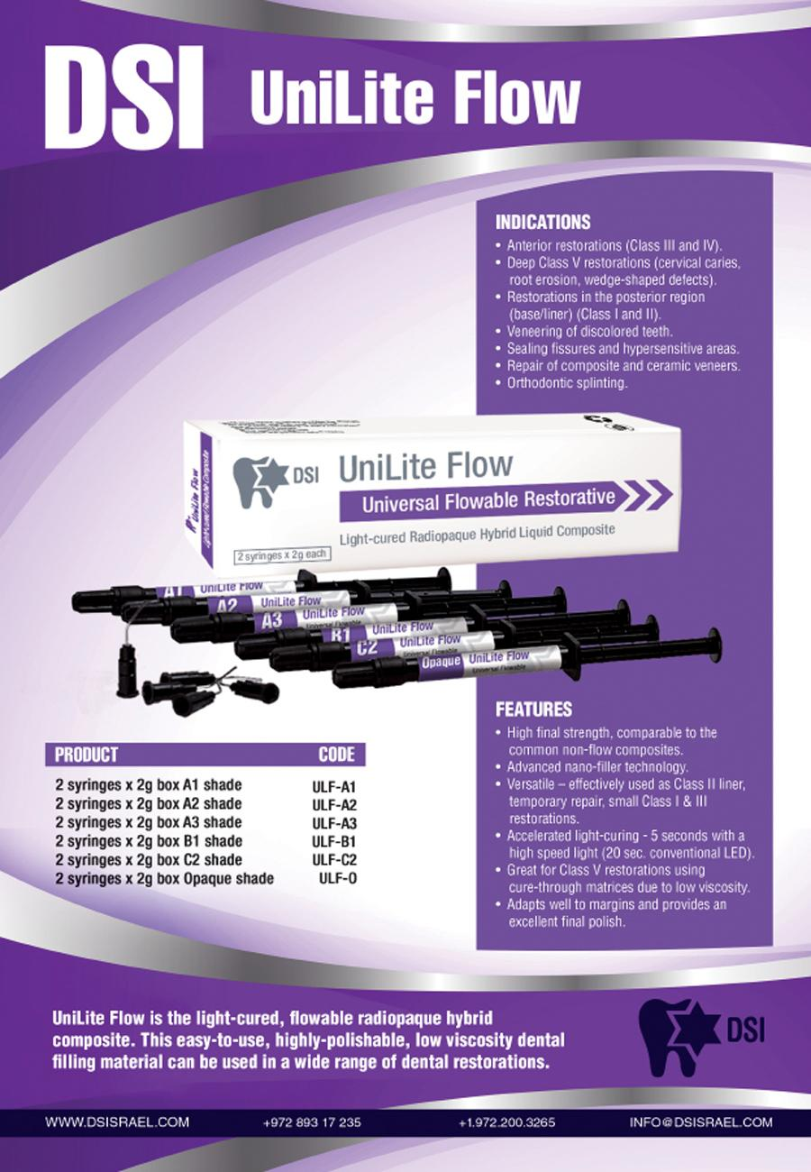 unilite-flow UniLite Flowable Composite