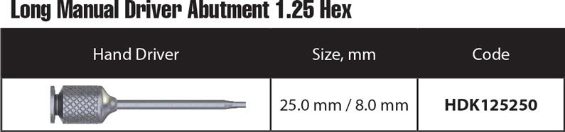 long-Driver-Abutment-1 Instruments and tools